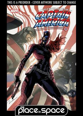 £4.55 • Buy (wk38) United States Of Captain America #4a - Preorder Sep 22nd