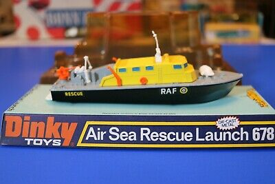 £44.95 • Buy Dinky 678 Air Sea Rescue Launch Vintage Very Near Mint In Original Box
