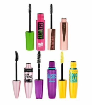 £5.79 • Buy Maybelline - Mascara - Colossal | Falsies | Waterproof | ** Others Available **