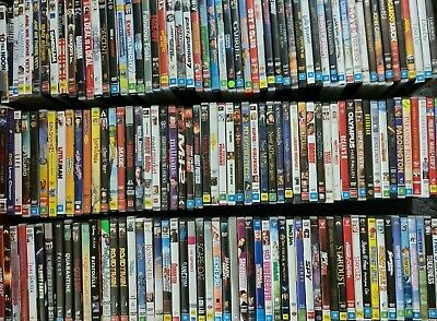 AU3.75 • Buy Range Of DVD's Available - Used - Movies & TV Series Seasons Alphabetical Order