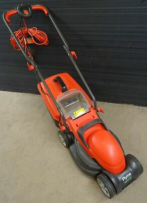£62 • Buy Used Unboxed Flymo Chevron 32V CN32V Electric Rotary Lawnmower 1200W 32cm #2