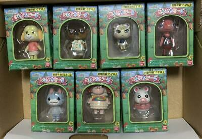 £48.47 • Buy Animal Crossing Figure Tomodachi Friend Doll Complete Full 7 Set New Japanese