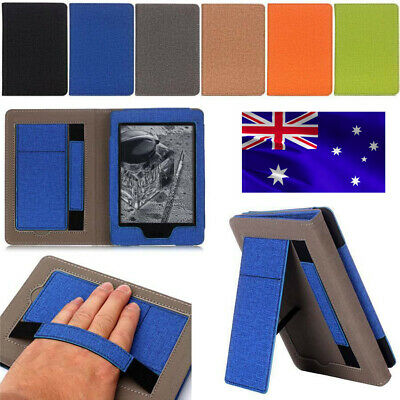 AU13.45 • Buy For 6  Amazon Kindle Paperwhite 1 2 3 4 10th Gen Smart Leather Stand Case Cover