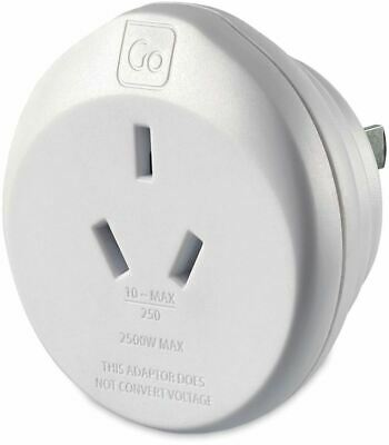 AU9.90 • Buy GO Travel Aus & Chinese Travellers To US Adaptor