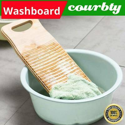 £11.07 • Buy Laundry Washboard Hand Wash Board Anti-slip Garment Clothes Shirt Cleaning Tool