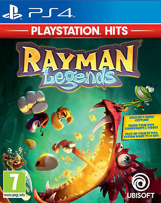 £12.95 • Buy Rayman Legends - PlayStation Hits (PS4)  BRAND NEW AND SEALED - QUICK DISPATCH