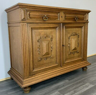 £399 • Buy French Antique Cabinet / Sideboard / Chest Of Drawers