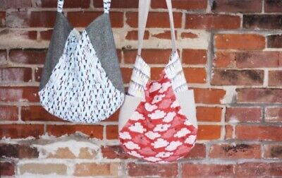£8.99 • Buy Noodlehead Accessories Sewing Pattern 241 Tote Bag