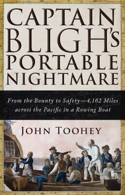 £3.95 • Buy Captain Bligh's Portable Nightmare From The Bounty To Safety-4,162 Miles Across