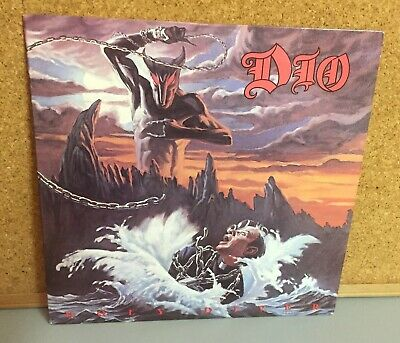 £64.72 • Buy Dio Holy Diver.  1983 Pressing.  Beautiful Condition.  Small Crease Bottom Right
