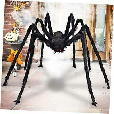 $ CDN31.82 • Buy  Outdoor Halloween Decorations Scary Giant Spider Fake Large Spider Hairy