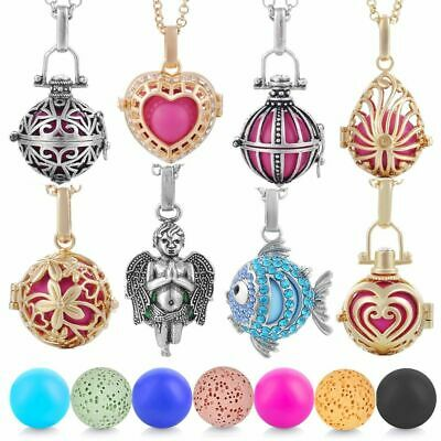 £5.86 • Buy Mexico Chime Locket Chime Angel Necklace Pregnancy Choker Charms Women's Jewelry