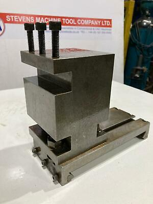 £175 • Buy Rear Tool Post & Slide For Mascot Lathe (20% Vat Is Included In The Price)