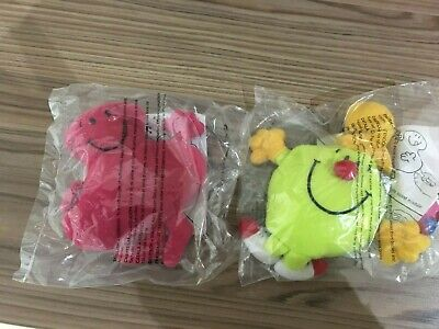 £2.75 • Buy McDonalds Happy Meal Toys Mr Men Mr Funny And Mr Greedy 2000