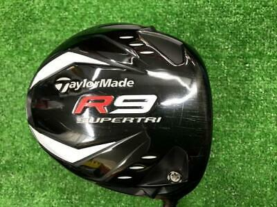 £86.56 • Buy Taylormade Flex R R9 Super Tri 10.5 Usa Motore 60 Men Right-Handed Driver Dr