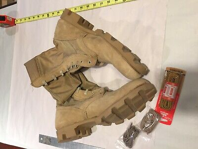$29.95 • Buy  US Military Desert Suede RO SEARCH Combat Boots (Size13-1/2 R) New