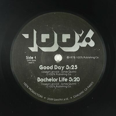 AU10.87 • Buy Modern Soul Yacht EP - 100% - Good Day - Private - Mp3 - Obscure!