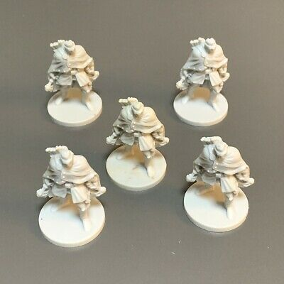 AU6.44 • Buy Lot 5 Monster Miniatures For Dungeons & Dragon Board DND Figure Game Toy Gift #2