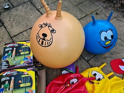 £25 • Buy Garden Party Games - Spacehoppers