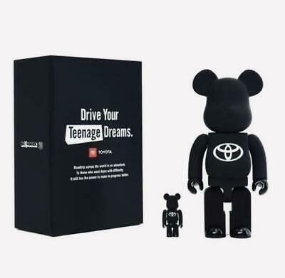$426.41 • Buy Be@rbric Sold Out Immediately Bearbrick Toyota Collaboration 100 400 Set