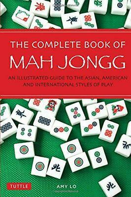 $14.53 • Buy Complete Book Of Mah Jongg: An Illustrated Guide To The American And Asian Style