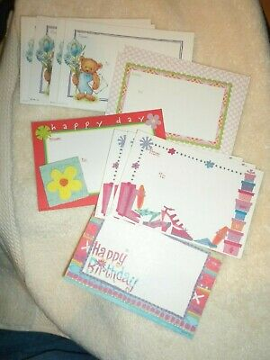 $3.44 • Buy 12 Ready Post Decorative 11 All-Occasion & 1 Birthday Self-Stick Mailing Labels