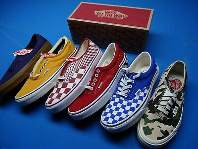 AU59 • Buy Authentic Vans Off The Wall Casual Canvas Sneakers Shoes RRP $120