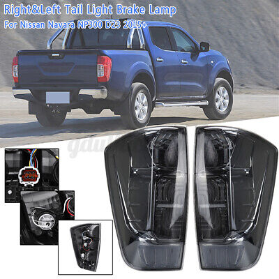 £72.99 • Buy Rear Left&Right Tail Brake Lights Lamps Wire For Nissan Navara NP300 D23 2015+
