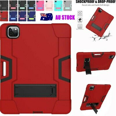 AU30.79 • Buy For IPad Pro 11 12.9 2021 Air 10.9 Shockproof Heavy Duty Tough Case Stand Cover