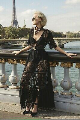 AU250 • Buy Spell Rihanna Lace Gown