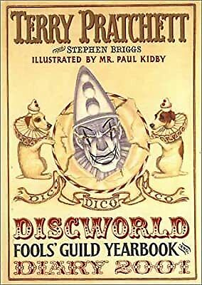 £6.74 • Buy Discworld Fools Guild Yearbook And Diary 2001, Briggs, Stephen, Used; Good Book