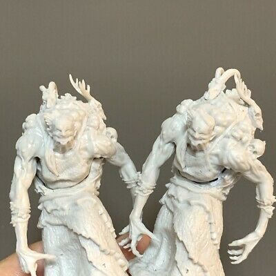 AU6.44 • Buy Lot 2 Monster 2.5'' Miniatures For Dungeons & Dragon Board Game DND Figure Toys