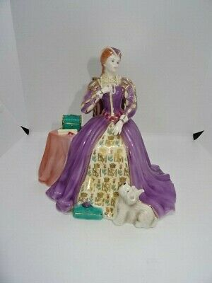 £174.95 • Buy LIMITED EDITION ROYAL WORCESTER FIGURINE - MARY QUEEN OF SCOTS - 382 Of 4500