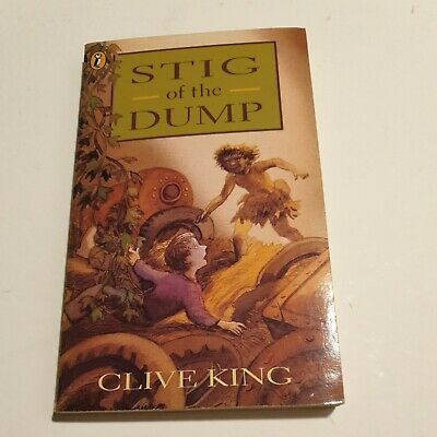 £9.99 • Buy Stig Of The Dump (Puffin Books) By King, Clive Paperback Book | Good Condition