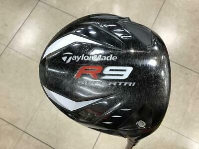£86.56 • Buy Taylormade Flex S R9 Super Tri 10.5 Motore 55 Men Right-Handed Driver Dr