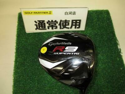 £86.56 • Buy Taylormade Flex S R9 Super Tri 9.5 Usa Motore 60 Men Right-Handed Driver Dr