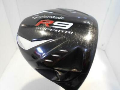 £86.56 • Buy Taylormade Flex S R9 Super Tri 9.5 Motore 55 Men Right-Handed Driver Dr