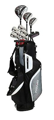 AU760.91 • Buy Precise M5 Men's Complete Golf Clubs Package Set - Right Hand H3006016