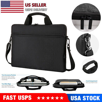 $15.40 • Buy For Macbook Air/Pro/Retina Dell 14 15  Laptop Sleeve Carry Bag Pouch Case Bags