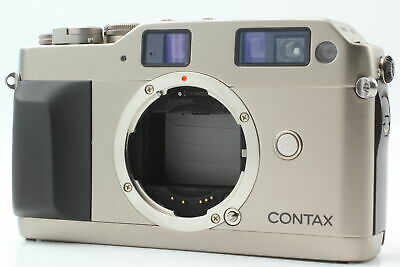 $ CDN163.52 • Buy [As Is] Contax G1 Green Label 35mm Film Camera Body From JAPAN B55