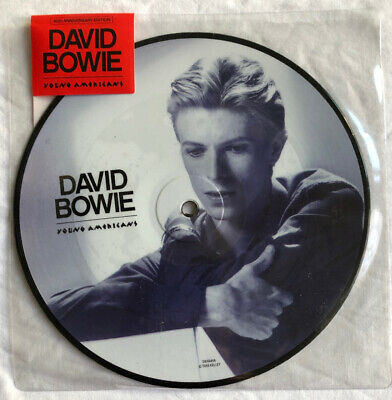 £39.99 • Buy DAVID BOWIE -Young Americans- Rare UK 40th Anniversary Picture Disc/Vinyl Record