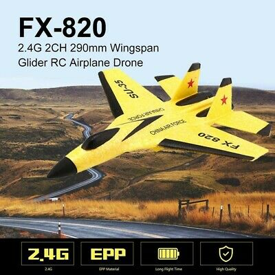 £33.88 • Buy SU-35(FX-820)Jet Fighter Remote Control Aircraft RC Airplane Plane Aeroplane Toy