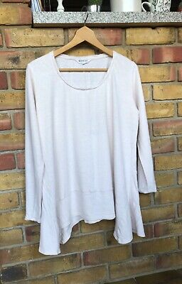 £7.99 • Buy Braintree Tunic Size 10 Made From Hemp And Cotton