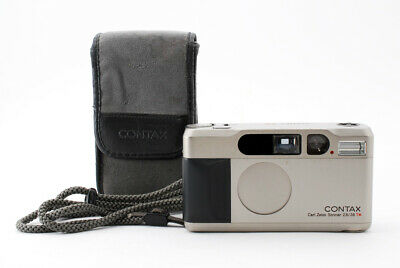 $ CDN1349.47 • Buy Contax T2 35mm Point And Shoot Compact Film Camera From Japan [Mint]