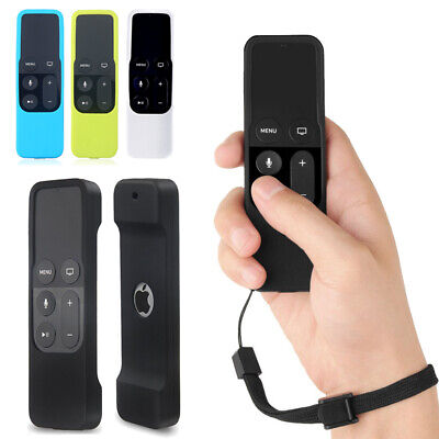 AU5.01 • Buy Soft Case Silicone Protective Cover For Apple TV 4th Gen Siri Remote Controller