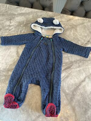 £2 • Buy Baby Ted Baker  Snowsuit Winter 0-3 Month