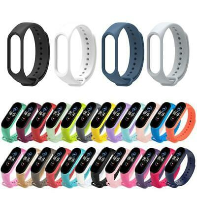 $1.49 • Buy Strap For Xiaomi Mi Band 6 5 4 Silicone Wristband Bracelet Replacement For Xiaom