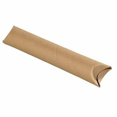 $77.21 • Buy Partners Brand PS2018K Crimped End Mailing Tubes 2  X 18  Kraft Pack Of 50