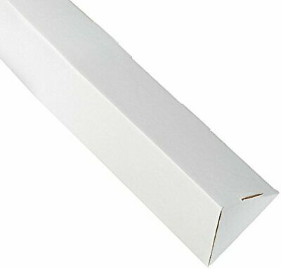 $129.87 • Buy RetailSource MTM224x25 2 X 24 1/4  White Triangle Mailing Tubes Pack Of 25