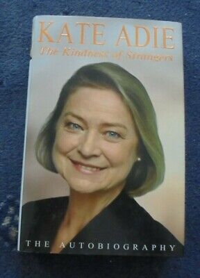 £5 • Buy The Autobiography: The Kindness Of Strangers Adie Kate Used Good Hard Back Book